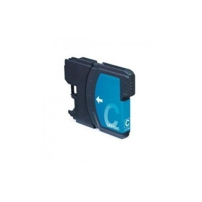 Brother LC-985/lc980/lc110 Blauw
